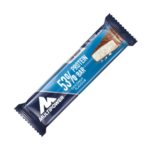 Multipower 53% Protein Bar coconut